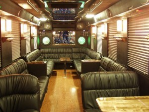 30 passenger party buses dallas