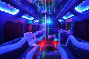 40 passenger party buses dallas