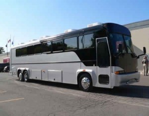 45 Passenger Party Bus Dallas