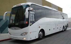 50 Passenger Party Bus Dallas
