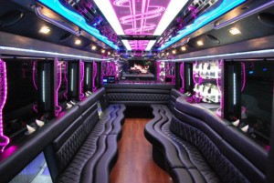 50 Passenger Party Buses Dallas