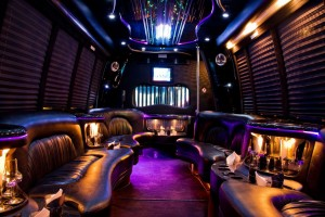 dallas party buses 40 passengers rental