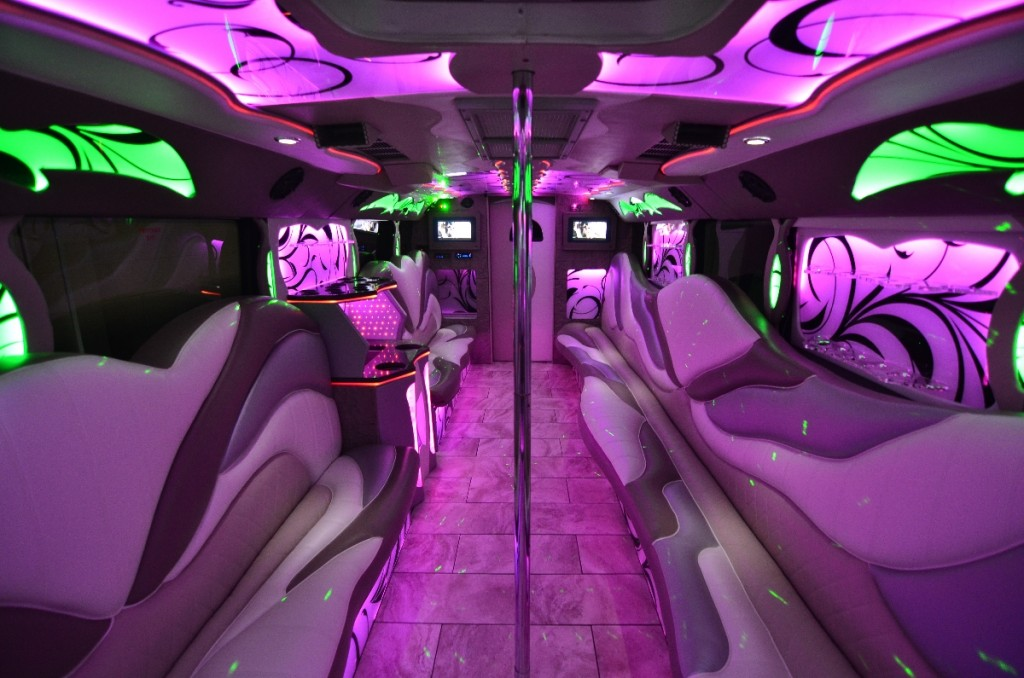 party bus limo garland tx