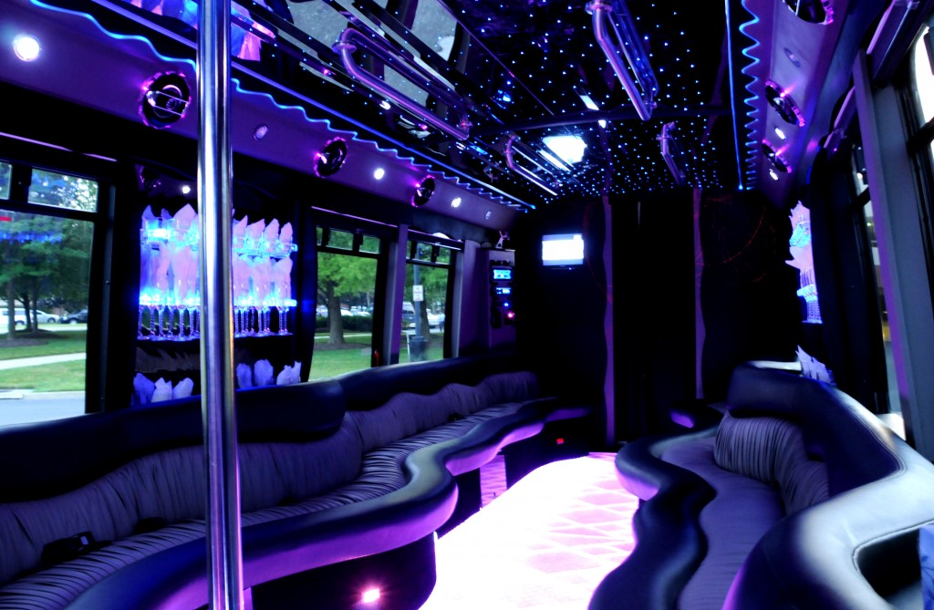 plano tx party buses