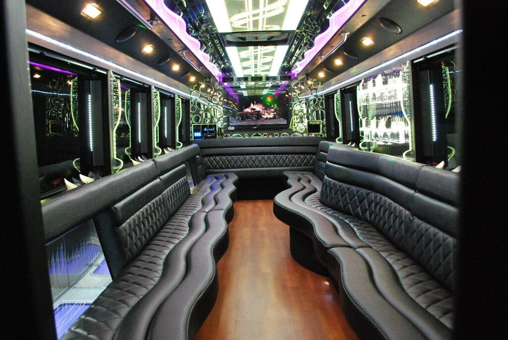texas party buses Dallas